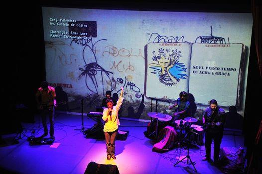 Lançamento do livro-CD BULBRAX – Teatro Ceará Show