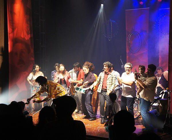 Show de Lançamento do livro-cd INVOCADO – Teatro Carlos Câmara