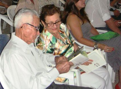 Lançamento do livro Toinzinho e Socorro – Uma Intensa e Fervorosa Flor