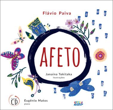AFETO - Poemas circulares com música instrumental de ninar