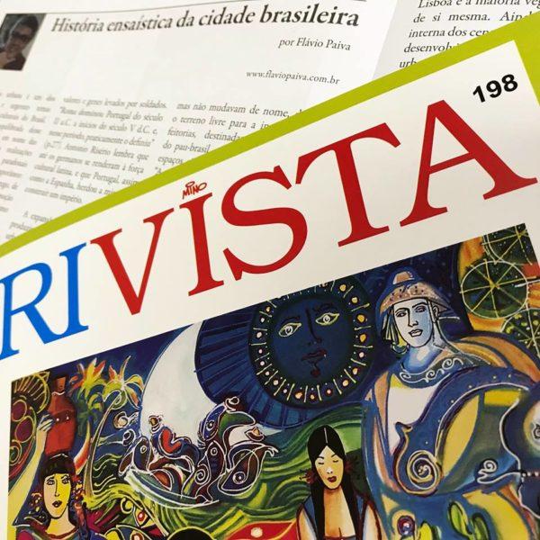 História ensaística da cidade brasileira