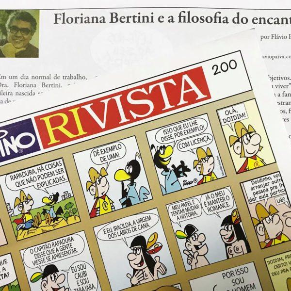 Floriana Bertini e a filosofia do encanto