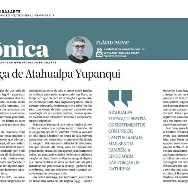 A herança de Atahualpa Yupanqui