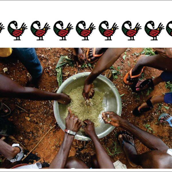 Sankofa e o ovo da África
