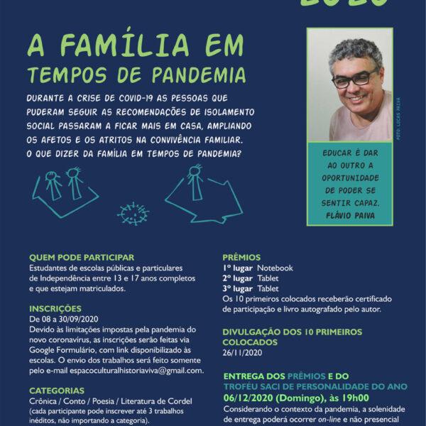 Prêmio Flávio Paiva – cartazes